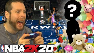 I got called out by a 7 year old. NBA 2K20