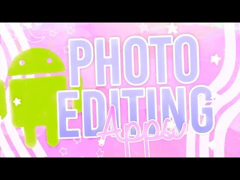 Free Android Photo Editing Apps
