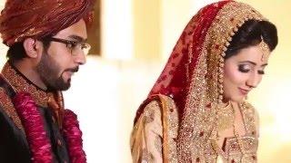 Umair And Maryam Pakistani Wedding Reception from Sydney, Australia