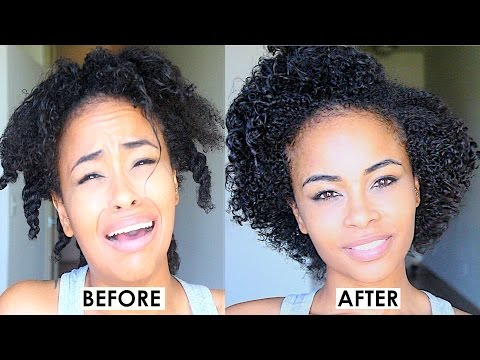How to Revive Your Natural Hair After you F*cked It Up! (moisture/protein overload)