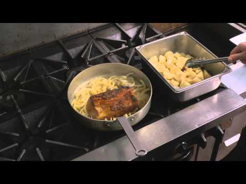 Pennsylvania New Year's Dutch Pork & Snowfloss Sauerkraut Dinner Recipe