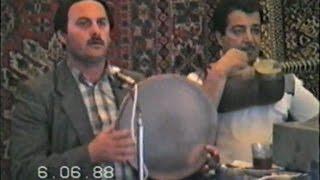 Ağaxan Abdullayev,Ağasəlim Abdullayev,Mirnazim Əsədullayev- Nardaran 1988