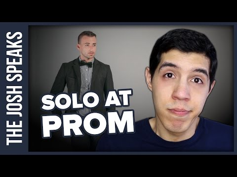 Going To Prom ALONE (How To Have a Good Time)