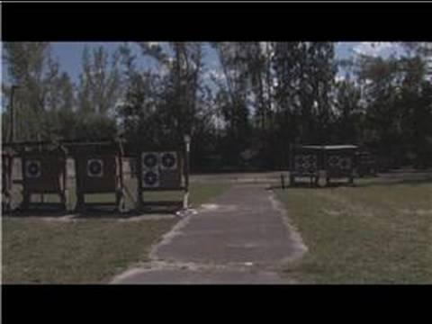 Archery Tips : How to Set Up an Archery Range