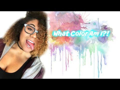 What Color Am I? | Lexus Amour