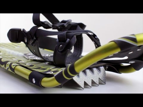 Snowshoe Tails & Bindings