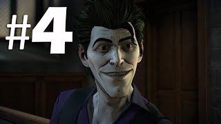 Batman Telltale Season 2 Episode 1 The Enemy Within Part 4 Gameplay Walkthrough