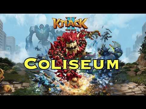 Knack II - King of the Coliseum Trophy