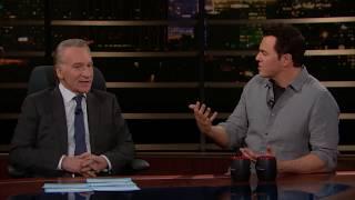 Overtime with Bill Maher: Seth MacFarlane, Joy Reid, Adam Gopnik, Max Brooks | Real Time (HBO)