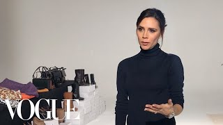 Victoria Beckham Takes You Behind the Scenes of Her Fall 2018 Show   Vogue