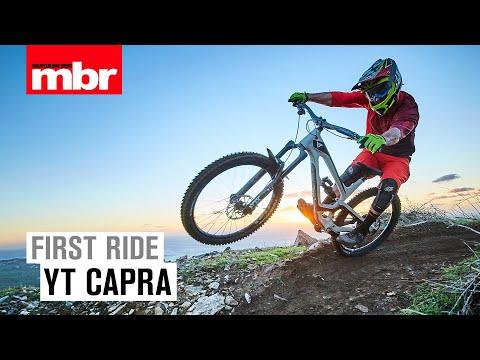 YT Capra 2018 | First Ride | MBR Magazine