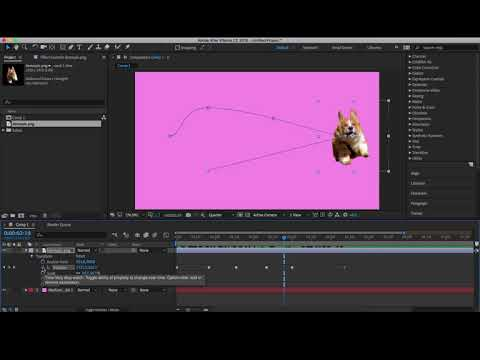 The Basics of Keyframing in After Effects!