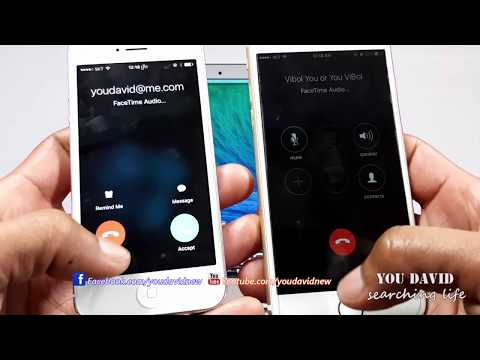 How to FaceTime Call On iPhone