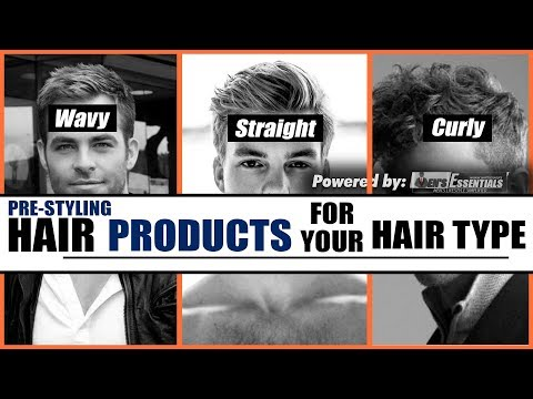 Choose The BEST HAIR PRODUCT For Your HAIR TYPE | Pre-Stylers for Indian Men | Mayank Bhattacharya