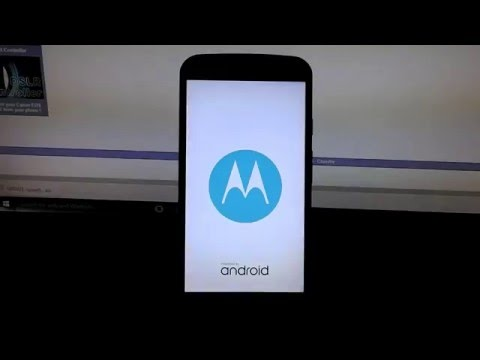 Root Moto G2 running on Official 6.0 Android Marshmallow (Updated )