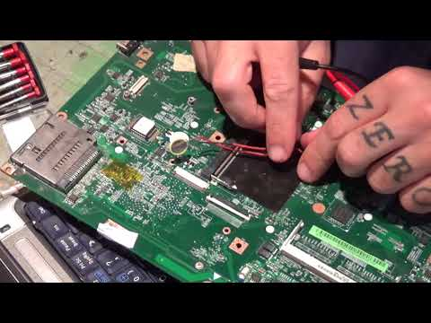 How to change Laptop BIOS battery