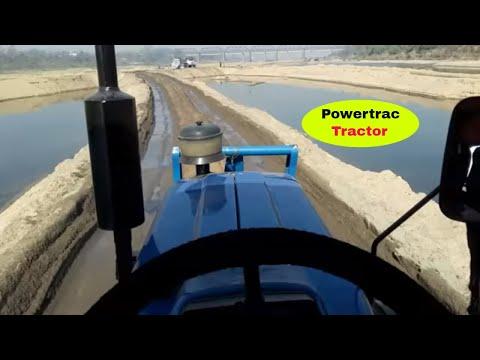 Powertrac 434 Plus Tractor