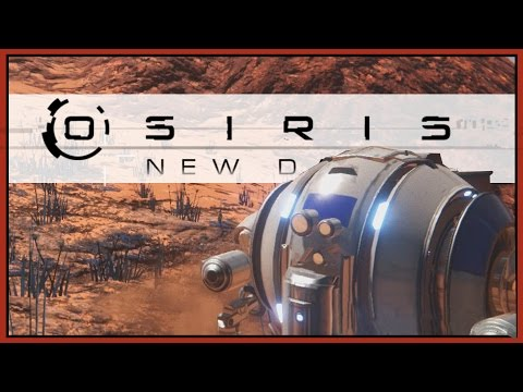 Droid Assistant - Osiris: New Dawn Gameplay - Part 4 [Let's Play Osiris New Dawn Gameplay]