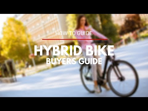 Hybrid Bike Guide