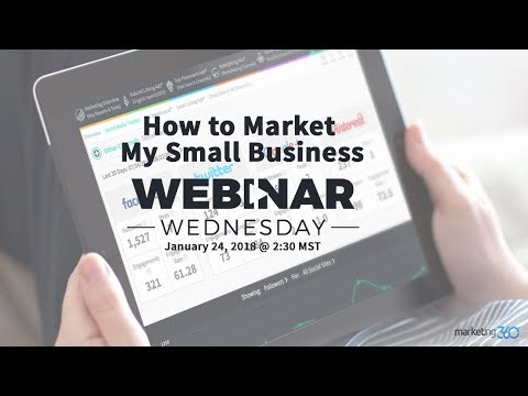How to Market My Small Business - Small Business Marketing Tips - Marketing Strategies