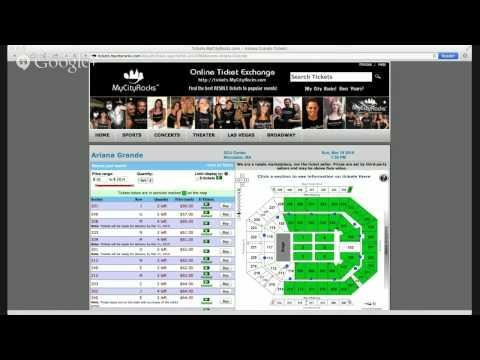 Ariana Grande Tickets Worcester MA DCU Center Concert Live