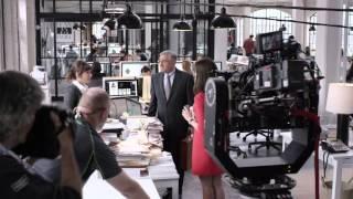The Intern: Behind the Scenes Movie Broll 1- Robert De Niro, Anne Hathaway