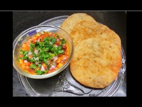 दाल पकवान | Dal Pakwan Recipe | How to make Dal Pakwan | Sindhi Breakfast