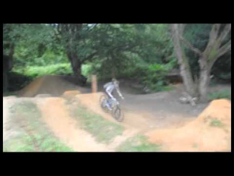 ASTON HILL PUMP TRACK AND RANDOM CLIPS
