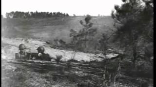 Employment of Heavy Machine Guns in the Attack - 1944
