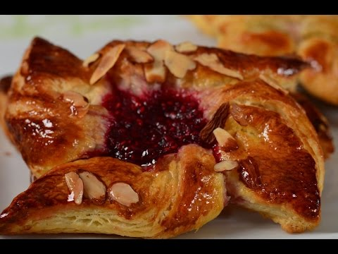 Danish Pastry Recipe Demonstration - Joyofbaking.com