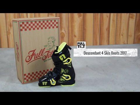 Full Tilt Descendant 4 Skis Boots 2017