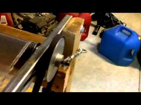 DIY T-Shirt Conveyor Dryer