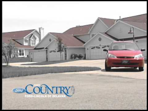 create a car commercial