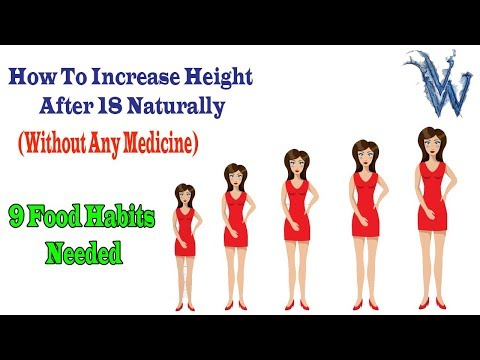 How To Increase Height After 18 Naturally | Lambai Badhane Ke Tarike By Amazing Techno Tutorials