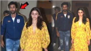 Ranbir Kapoor & Alia Bhatt WATCH Gully Boy Movie Together On Valentines Day