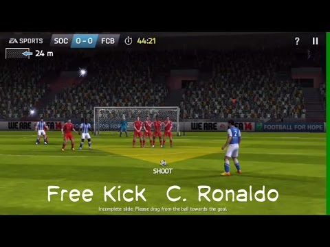 Main FIFA 14 - Offline - MANAGER MODE (ANDROID GAMEPLAY)