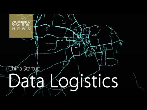 China Startup: When logistics meets data