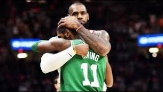 The REAL Reason Lebron James Calls Kyrie Irving A KID