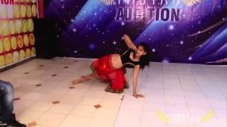 Tevar  'Mad Miya' IMSTAR Auditions  Mehsana Mahima Chaudhary CNO 347