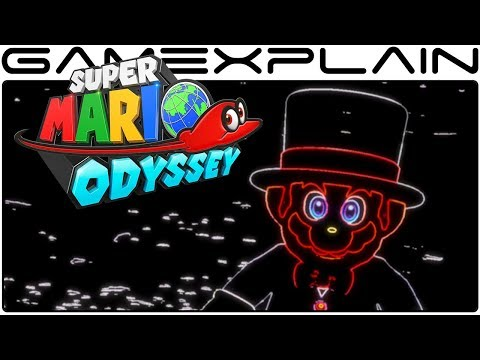 Super Mario Odyssey - Version 1.2 Tour (New Costumes & Filters!)