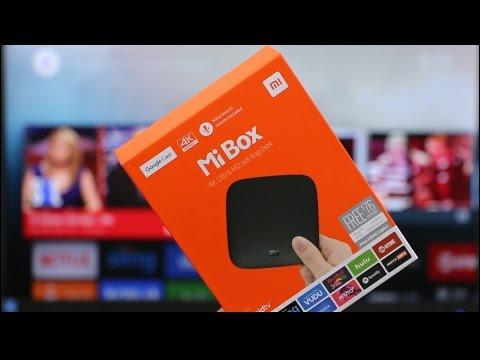 Mi Box Android TV Review - Best 4k smart box ? - Xiaomi Tv