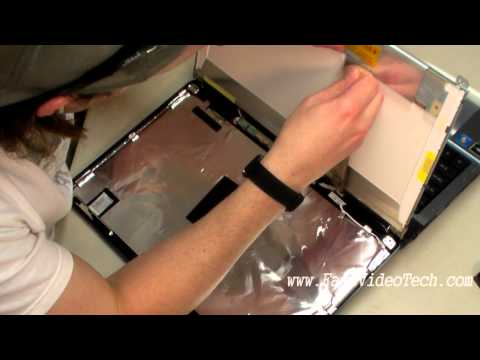 Acer Aspire LCD Screen Replacement