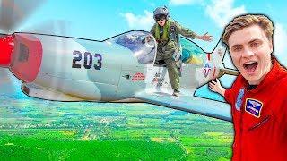 BEST AIRPLANE PILOT WINS $10,000