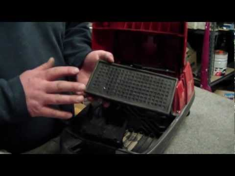 How to fix lost suction on a Miele Vacuum Cleaner - Simple easy steps