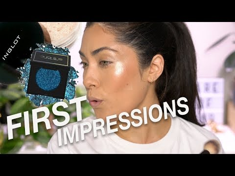 First Impressions May 2018 | Melissa Alatorre