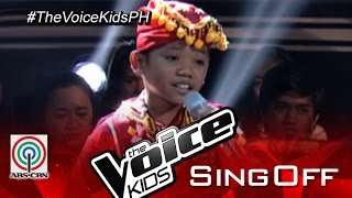 The Voice Kids Philippines 2015 Singoff Performance Amazing Grace By Reynan
