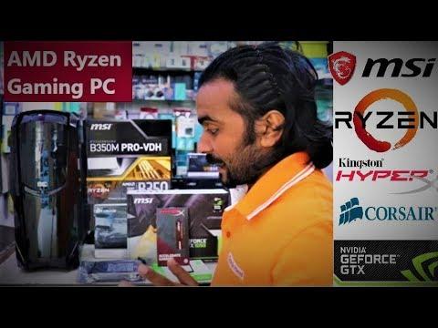 AMD Ryzen Gaming PC Build   40K Budget   Video Editing & Gaming PC