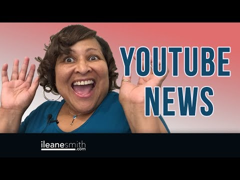 YouTube News and Updates to Plan for 2018