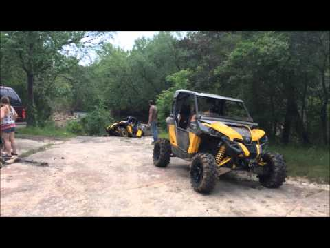 8th Annual Fall Colors in the Ozarks 2014 Trail Ride at Sandtown Ranch. Part 1