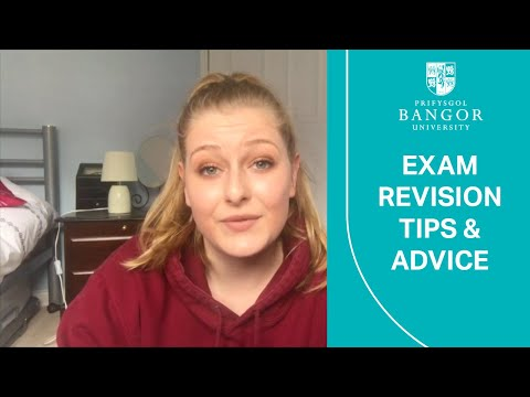 Exam Revision Tips and Advice - with Emily